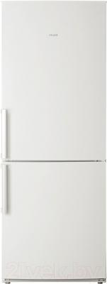 Холодильник с морозильником ATLANT ХМ 4521-000-N - общий вид
