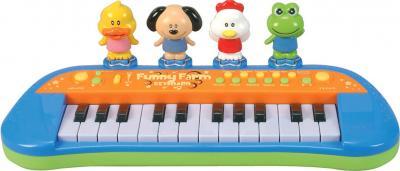 Музыкальная игрушка Simba Пианино Веселая ферма 4012799 - общий вид
