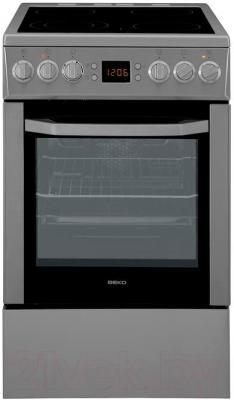 Кухонная плита Beko CSE 57300 GS - общий вид