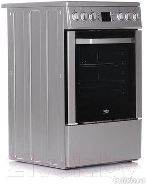 Плита электрическая Beko CSE 57300 GS