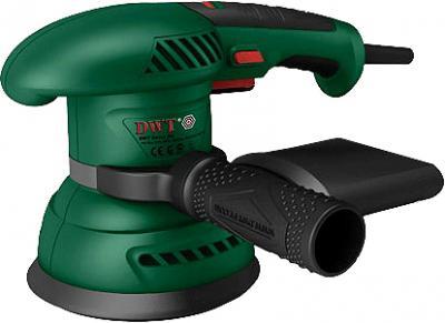 Эксцентриковая шлифовальная машина DWT EX03-125 V - общий вид