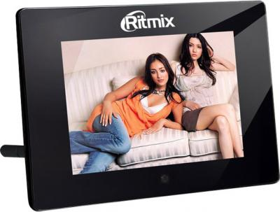 Цифровая фоторамка Ritmix RDF-702 - общий вид