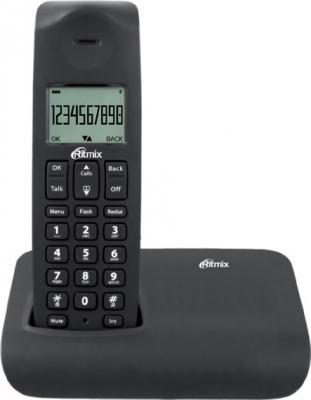 Беспроводной телефон Ritmix RT-130D - общий вид