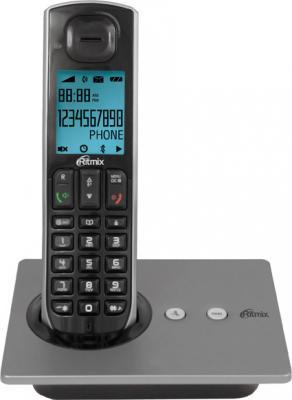 Беспроводной телефон Ritmix RT-200D - общий вид