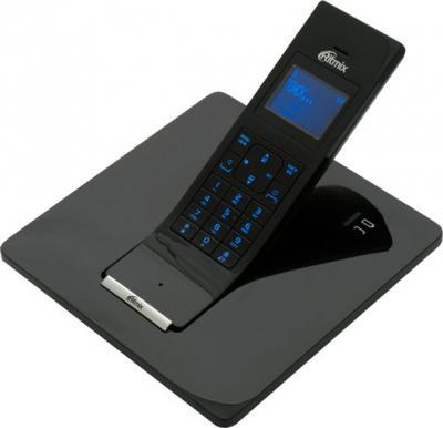 Беспроводной телефон Ritmix RT-300D - вид сбоку