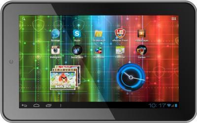 Планшет Prestigio MultiPad 7.0 Prime Duo 16GB (PMP5770D_DUO) - фронтальный вид