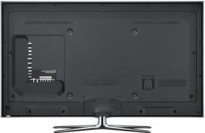 Телевизор Samsung UE46ES6557U - вид сзади