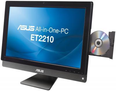 Готовое рабочее место Asus EeeTop PC ET2210IUTS-B016C - общий вид