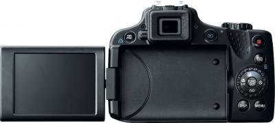 Компактный фотоаппарат Canon PowerShot SX50 HS - общий вид
