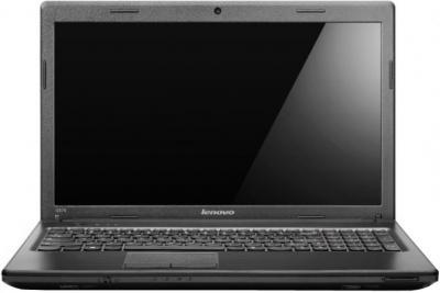 Ноутбук Lenovo G575 (59337401) - фронтальный вид