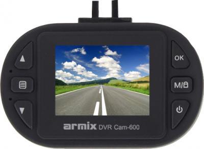 Автомобильный видеорегистратор Armix DVR Cam-600 - дисплей