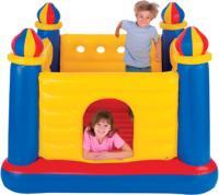 Батут надувной детский Intex Замок 48259 -