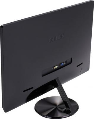 Монитор Philips 237E4QSD - вид сзади