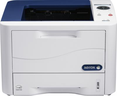Принтер Xerox Phaser 3320DNI - фронтальный вид