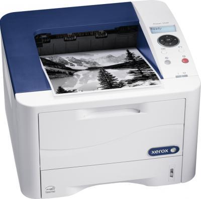 Принтер Xerox Phaser 3320DNI - вид сверху