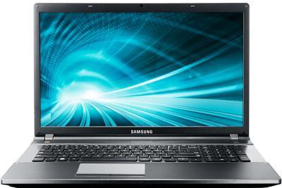 Ноутбук Samsung 550P5C (NP-550P5C-S04RU) - фронтальный вид