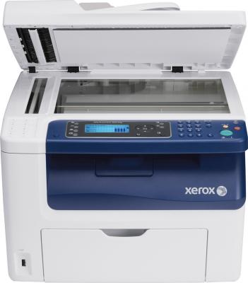 МФУ Xerox WorkCentre 6015NI - сканер