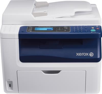 МФУ Xerox WorkCentre 6015NI - фронтальный вид