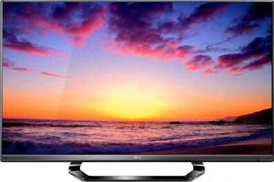 Телевизор LG 42LM640T - вид спереди