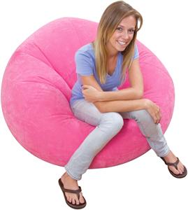 Надувное кресло Intex 68569NP - общий вид