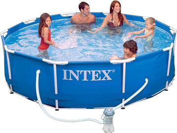 Каркасный бассейн Intex 54424 (366x99) - общий вид