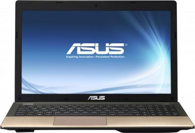Ноутбук Asus K55VD (90N8DC514W584B6013AY) - фронтальный вид