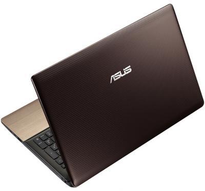 Ноутбук Asus K55VD (90N8DC514W584B6013AY) - общий вид