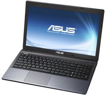 Ноутбук Asus X55VD (90N5OC118W28276043AU) - общий вид