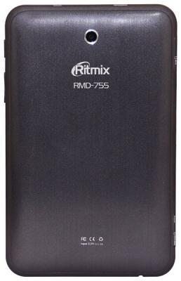 Планшет Ritmix RMD-755 - вид сзади