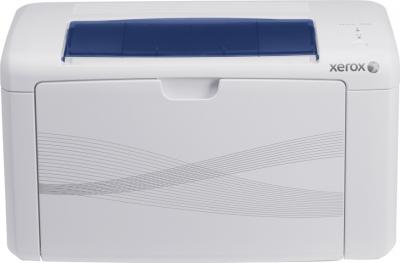 Принтер Xerox Phaser 3040B - фронтальный вид