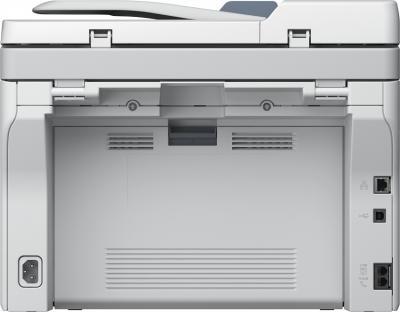 МФУ Epson AcuLaser MX14NF - вид сзади