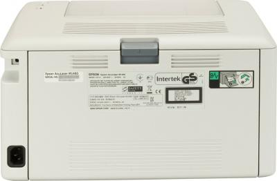 Принтер Epson AcuLaser M1400 - вид сзади