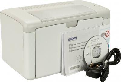 Принтер Epson AcuLaser M1400 - комплектация