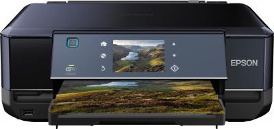 МФУ Epson Expression Premium XP-700 - фронтальный вид
