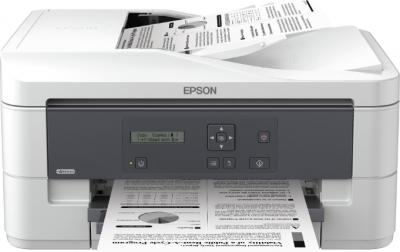 Мфу Epson K301 - фронтальный вид
