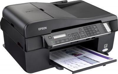 МФУ Epson Stylus Office BX320FW - общий вид