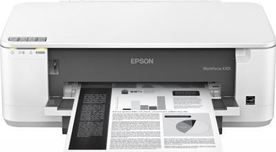 Принтер Epson K101 - фронтальный вид