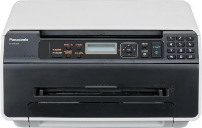 Мфу Panasonic KX-MB1500RUD - фронтальный вид