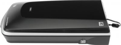 Планшетный сканер Epson Perfection V500 Photo - вид сбоку