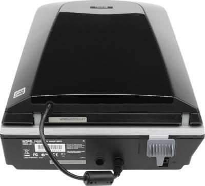 Планшетный сканер Epson Perfection V500 Photo - вид сзади