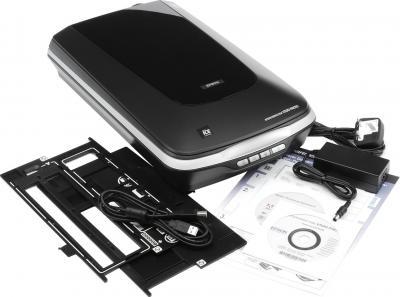 Планшетный сканер Epson Perfection V500 Photo - комплектация