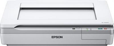 Планшетный сканер Epson WorkForce DS-50000 - фронтальный вид
