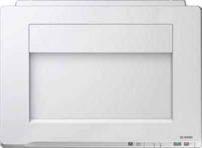 Планшетный сканер Epson WorkForce DS-50000 - вид сверху