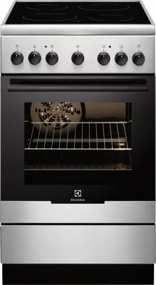 Кухонная плита Electrolux EKC52500OX - вид спереди