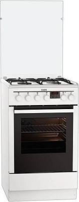 Кухонная плита AEG 47345GM-WN - общий вид