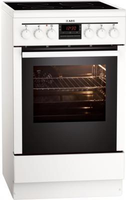 Кухонная плита AEG 47035VD-WN - общий вид