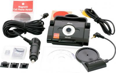Автомобильный видеорегистратор Ritmix AVR-850 - комплектация