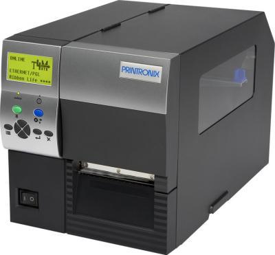 Принтер штрих-кодов Printronix SL\T4M (TT4M2-0201-00) сетевой - общий вид