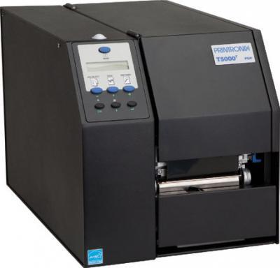 Принтер штрих-кодов Printronix T5204r ES (T52X4-0200-000) - общий вид