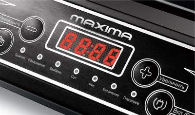 Электрическая настольная плита Maxima MIC-0146 - элемент
